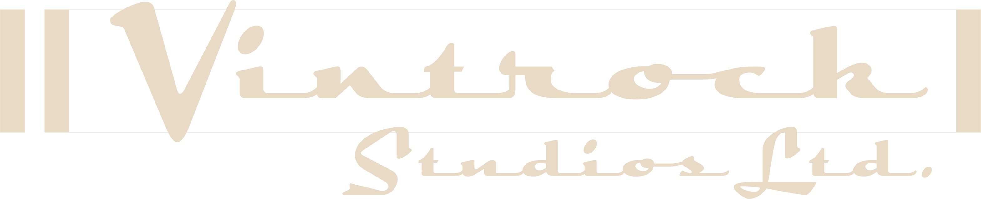 VINTROCK STUDIOS